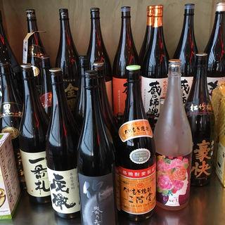 ◆日本酒・焼酎◆ドリンク多数!幅広いラインナップあり〼