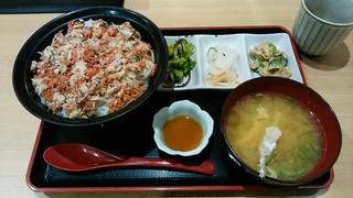 群青 - 「群青のせいこ丼」2,000円