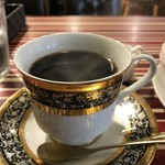 モンシェル トン トン - 深煎りのブレンドコーヒー、カップも素晴らしいです!(2018.11.26)
