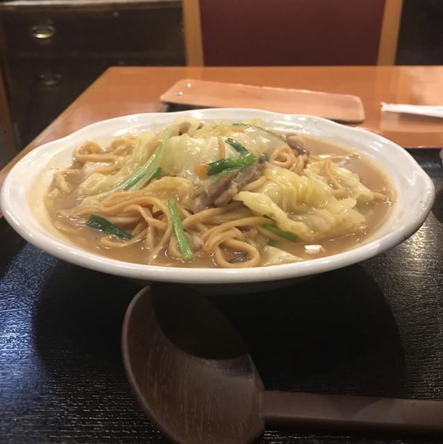 麺飯菜館 じょうじょう - ローメン(ラム)。 美味し。