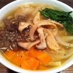 韓国の家庭料理 はなだ - ミョンドンカルグクス(韓国式うどん)