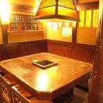 居酒屋 一ノ蔵 - テーブル席   8~12名様でテーブルを囲んで!