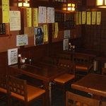 居酒屋 一ノ蔵 - テーブル席  2~4名様でテーブルを囲んで!