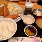 田うち - 日替わり定食