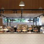 チーズガーデン - チーズガーデン那須本店 カフェスペース