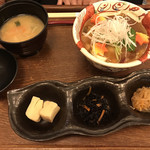 Mamezo&Cafe  - 生湯葉あんかけ丼
