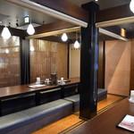 仙台炭焼き 牛たん欅 - 24名個室