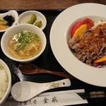 美食天堂 金威 - 日替わり 1,050円