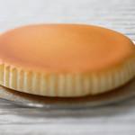 CHEESE GARDEN - 料理写真:代表商品「御用邸チーズケーキ」