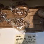 ミッチのパン工房 - 凄くライ麦の力強さのあるパンでした。       ⭐︎4.2