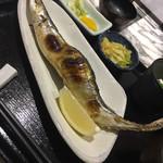炭火魚 旬彩料理 坂本 - 小鉢が2品付きます