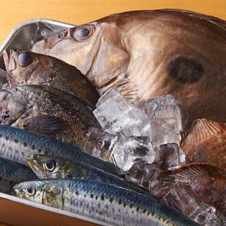 美味しい魚、日本酒に合う最高のつまみをお届けする為に―