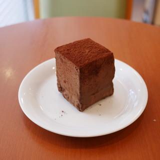 チョコレートショップ - 料理写真: