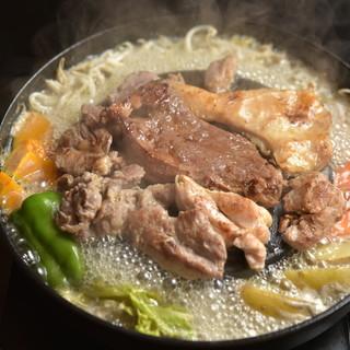 古き炭鉱町時代の味を今に伝える◆#北海道式味付ジンギスカン◆