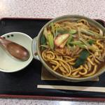 吉野屋 - 味噌煮込みうどん  普通サイズ   720円