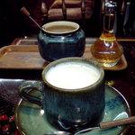 カフェ・ハイチ - カフェオレ