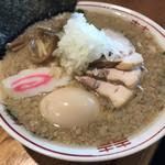 オールド スクール 中華そば ミヤ デ ラ ソウル -
