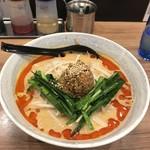 ユトリ - 担々麺2辛