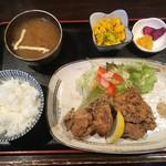 うまなり - 淡路 鶏から揚げ定食
