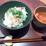日本料理 鶴寿 - みょうが