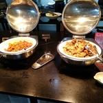レイクフォレストリゾート - 豚チリマヨと煎茶のからあげ