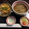 福わらし - 料理写真:「新生姜かき揚げそば」