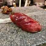 羽田市場 ギンザセブン - まぐろ赤身