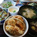 和食レストランとんでん - 料理写真:いわし御膳