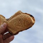 福丸 - 料理写真:薄皮鯛焼き☆