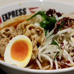 イップウドウ ラーメン エクスプレス - 名古屋流辛味噌ラーメン