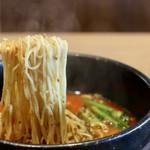 想吃担担面 - 麺リフト