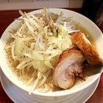 麺 五六 - 小ラーメン(上から)