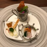 ホテル 四季の館 那須 - 料理写真: