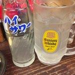 金子屋 - レモンサワー
