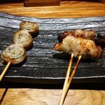 越の串焼き ニワノトリ -