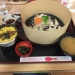 宮島サービスエリア(上り線)レストランも味路 - 料理写真:お料理