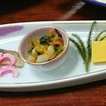 札幌かに本家 - 「前菜」