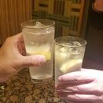 うしごろ 貫 - 乾杯っ!