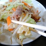 97318114 - 野菜炒め・アップ