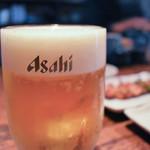 馬耳東風 - 生ビール