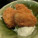 廻鮮寿し たいの鯛 - カキフライ