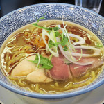 Menyaamore - 料理写真:辛いバリ鰹800円