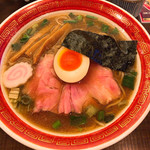 拉麺いさりび - ネオ中華そば 900円
