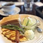 キヘイカフェ - 料理写真: