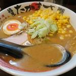 北海道らーめん 麺屋 たかまさ - 旨味噌・コーン