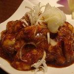 韓食菜炎 ヨンドン - アカセン(800円)
