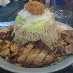 大黒屋本舗 - 豚麺 大盛り 味玉