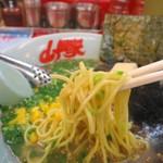 ラーメン山岡家 - 朝ラーメンは細麺です