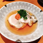 八新鮨 - ●北海道産岩牡蠣様