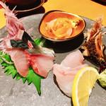 八新鮨 - ●刺し盛り様